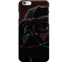 Dark Lord of the Sith iPhone Case/Skin