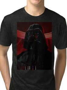 Dark Lord of the Sith Tri-blend T-Shirt