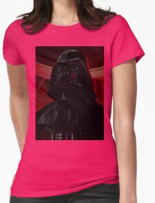 Dark Lord of the Sith Womens Fitted T-Shirt