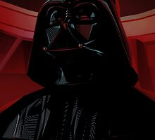 Dark Lord of the Sith by ANDRESZEN