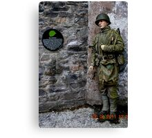 The Ulster G I's! Canvas Print