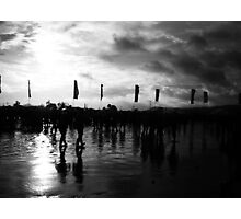 Glastonbury Photographic Print