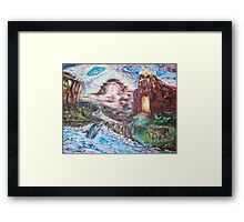 2012 SUMMIT Framed Print