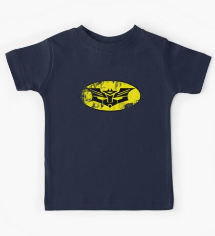 Autobats: Caped Crusaders in Disguise Kids Tee