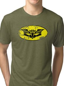 Autobats: Caped Crusaders in Disguise Tri-blend T-Shirt