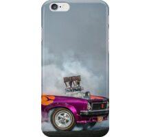 FRYZEM Tread Cemetery Burnout iPhone Case/Skin