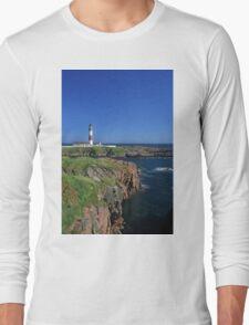 Buchan Ness Lighthouse Long Sleeve T-Shirt