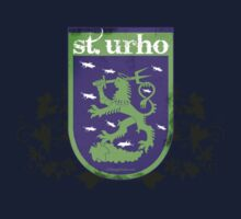 St. Urho Coat of Arms Baby Tee