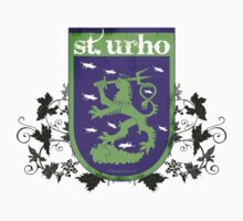 St. Urho Coat of Arms Kids Clothes