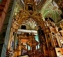 The Iconostasis of Peter the Great by Roddy Atkinson