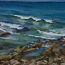 South Boomerang Beach by Terri Maddock