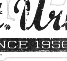 St. Urho Retro Sticker