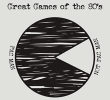 Great Games of the 80's by TerryLightfoot