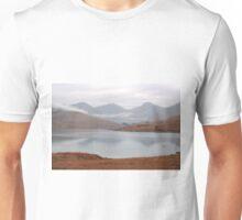 Loch Arklet in Autumn Unisex T-Shirt