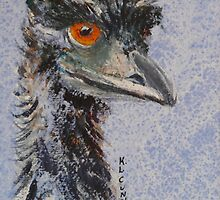 Emu - Compulsive by Kay Cunningham