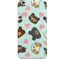Bear Party iPhone Case/Skin