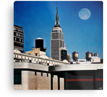 A West Side Story Metal Print