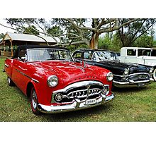 1951 Packard 250 Convertible Photographic Print