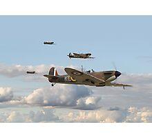 Spitfire - 54 Squadron RAF Photographic Print