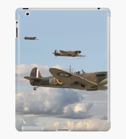 Spitfire - 54 Squadron RAF iPad Case/Skin