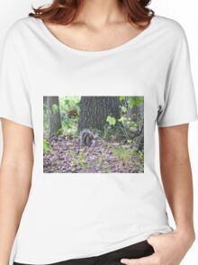 Squirrel Posing Women's Relaxed Fit T-Shirt