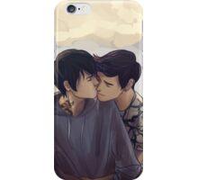 Malec Backhug iPhone Case/Skin