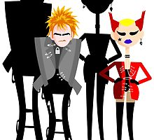 The Punks by drawgood