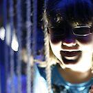 Shadows- Vivid light show Sydney, NSW. by BecQuist