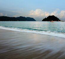 Pangkor Waves  by SCDigitalPhoto