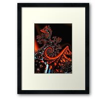Dragon's Birth Framed Print