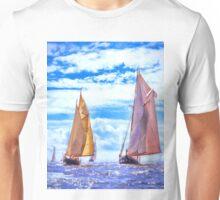 Running Hard Unisex T-Shirt