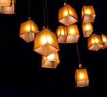 Random Lamps by phil decocco