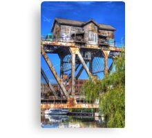 The Bridge House Canvas Print