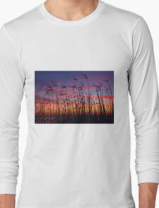 As the Wind Blows Long Sleeve T-Shirt