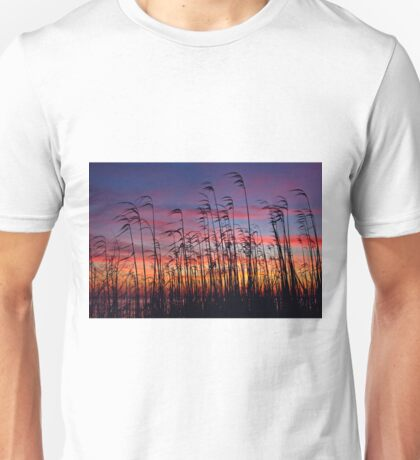 As the Wind Blows Unisex T-Shirt