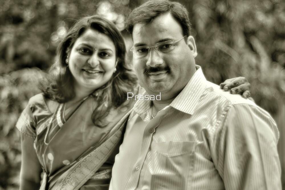 Alok & Pooja by Prasad