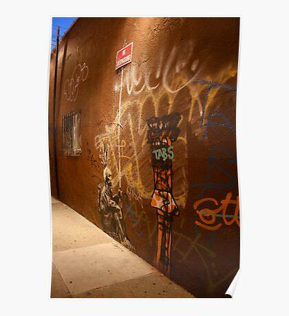 Banksy - No Tresspassing Poster