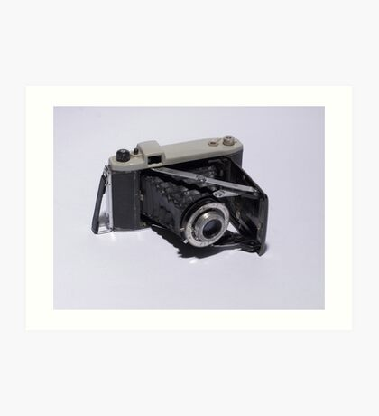 KODAK ANASTON 320 Art Print