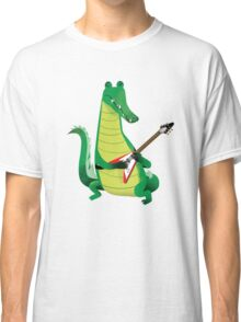 Crocodile Rock Classic T-Shirt