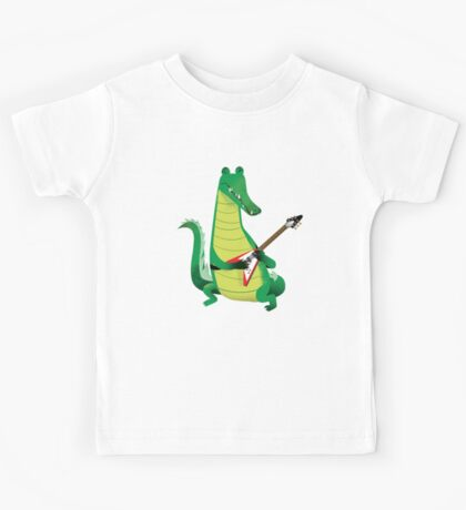 Crocodile Rock Kids Tee