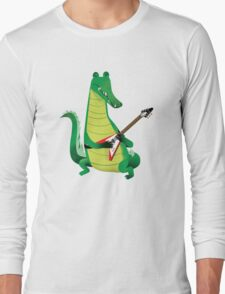 Crocodile Rock Long Sleeve T-Shirt