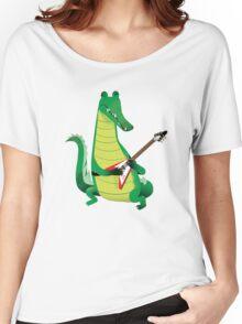 Crocodile Rock Women's Relaxed Fit T-Shirt