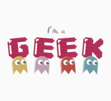 I'M A GEEK One Piece - Long Sleeve