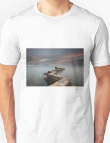 St Monans Pier at Sunset T-Shirt