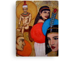 The Pharaoh's Wife Canvas Print