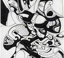 Samurai by ecoartopia