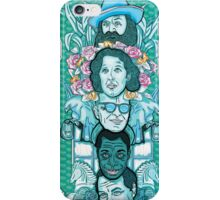 Totems v.2: Gay Writers iPhone Case/Skin