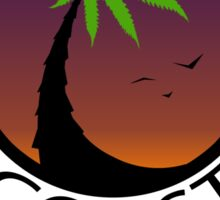 W.E.S.T. Coast Sticker