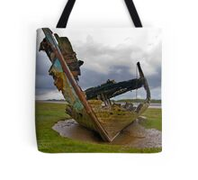 Left to Rot - Fleetwood Wrecks Tote Bag
