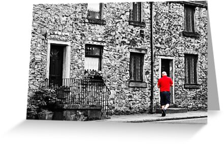 Il postino: the postman by inkedsandra